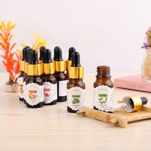 10ml Daily Use Natural Flower Essential Oil Improve Immunity Eliminate Odor Helpful To Colds Cough New