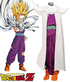 HOT Dragon Ball Z / Super Saiyan 2  Son Gohan Kai Piccolo Cosplay Costume Any Size