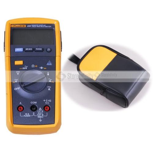 Fluke 233 True RMS Remote Display Digital Multimeter