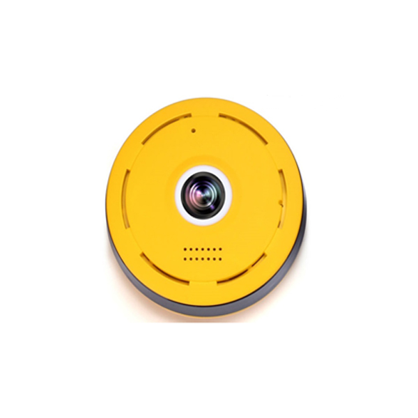 Wifi 3D Panoramic Camera 360degree WIFI 3D view Camera  1280 X 960@25fps 1.3MP 3 pcs IR Leds,10M IR distance 2 way audio,TF CARD