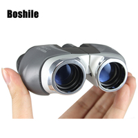 Boshile 10x22HD Zoom Optical Telescope Military Binoculars High Power Binoculars For Hunting Camping Hiking Day Telescope