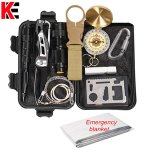 Outdoor survival kit Set Campi