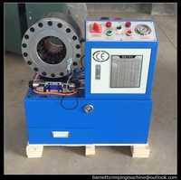 Heiße neue produkte für 2019! 2 zoll hydraulische hochdruck schlauch crimpen maschine CE rohr crimper für hydraulische schlauch fitting