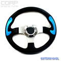 Racing Style 320mm Alloy Steering Wheel UNIVERSAL 0010ARD