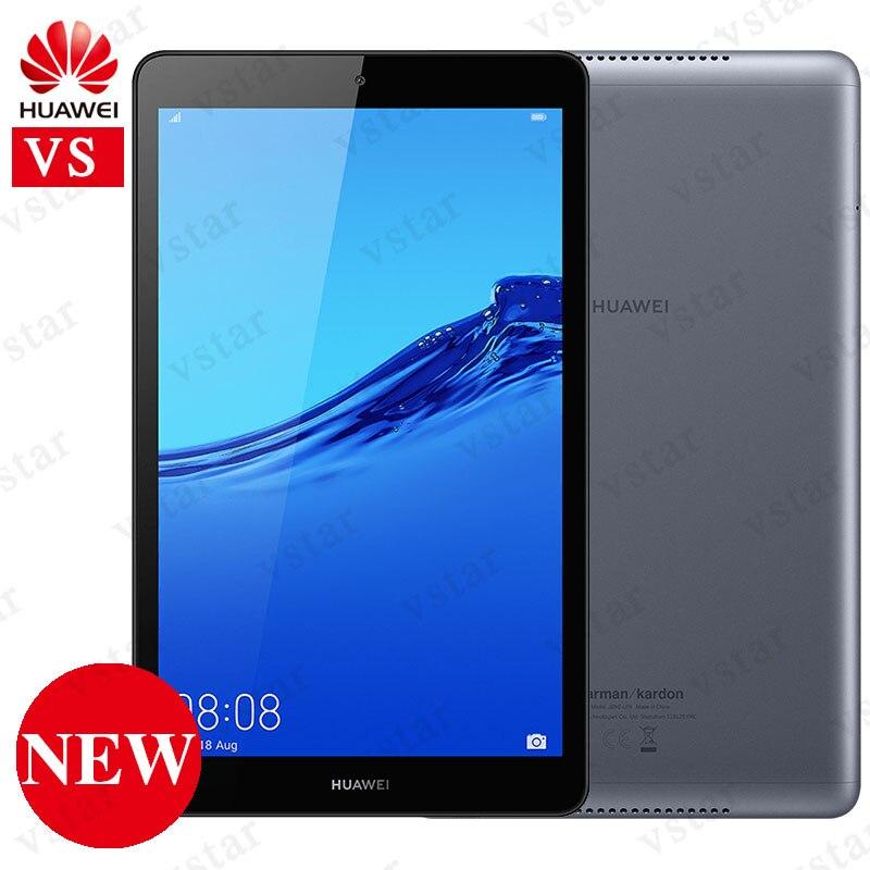 Original HUAWEI Mediapad M5 lite 8 0 inch Android 9 EMUI 9 0 Hisilicon Kirin 710