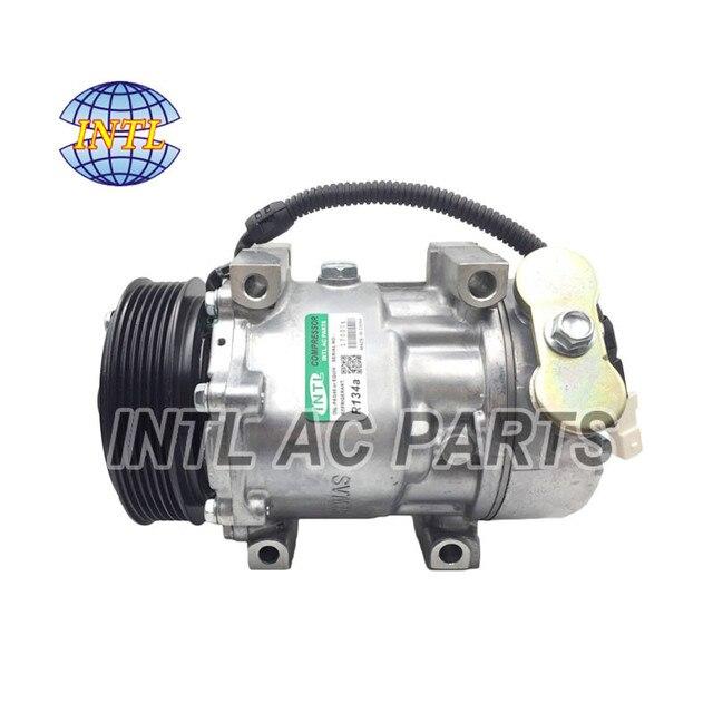 sanden 7v16 air conditioning ac compressor for citroen c5 c8 rh aliexpress com Sanden SD7H15 Sanden Compressor Clutch Parts