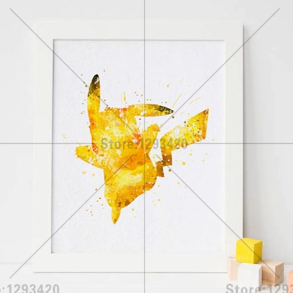 3D Diamond Painting pokemon PIKACHU Cross Stitch Pattern 5D Diamond Embroidery Mosaic Resin Full Drill Home Decor DIY Painting