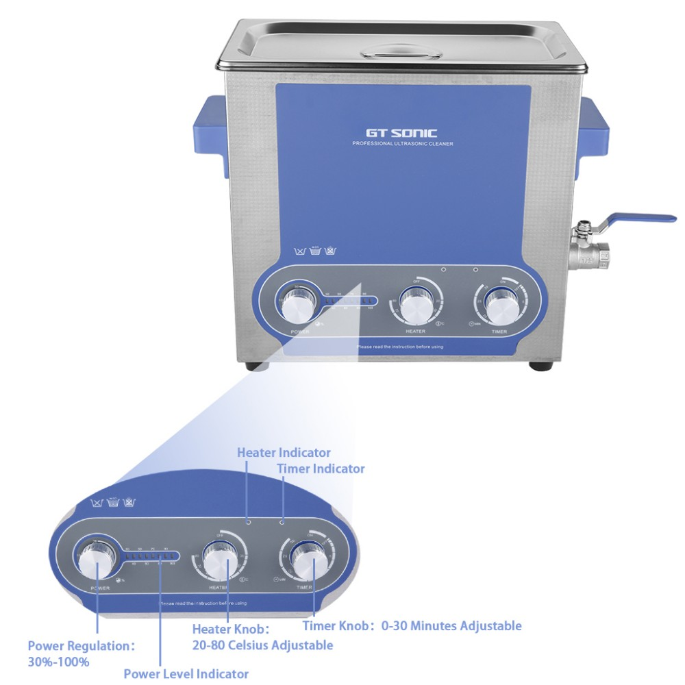 Ultrasonic parts cleaner | ebay.