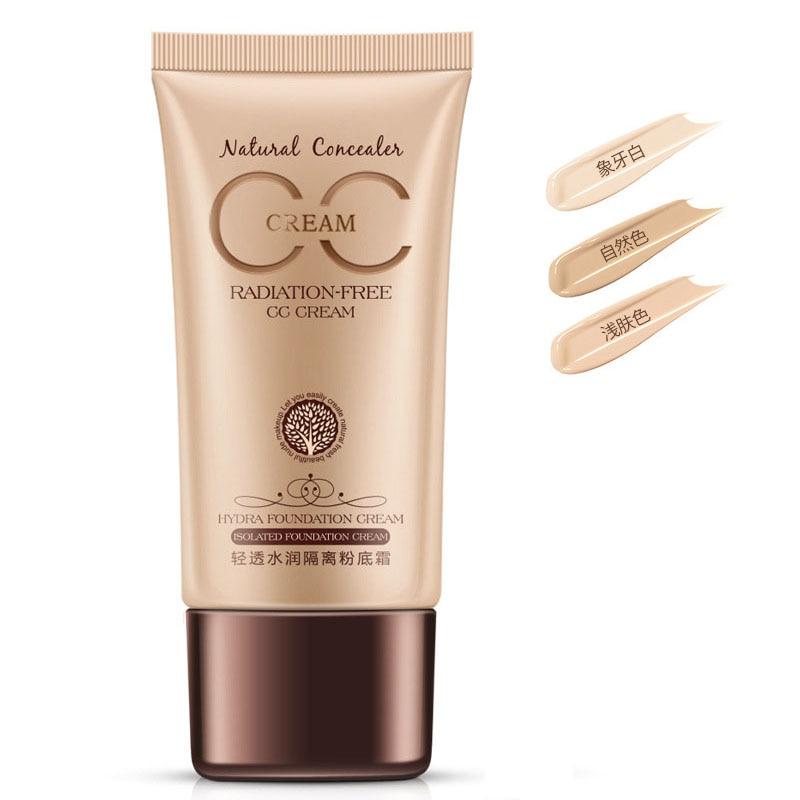 Schönheitsprodukte FleißIg Bb Creme Make-up Feuchtigkeits Creme Upgrade Make-up Concealer Foundation Concealer Verhindern Sich Aalen Hautpflege Gute WäRmeerhaltung