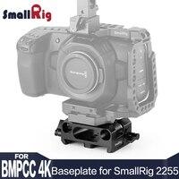 SmallRig Grundplatte für Blackmagic Design Tasche Kino Kamera 4K/6K (SmallRig Käfig 2255 Kompatibel Nur) DSLR Kamera Platte 2267-in Stativ Einbeinstative aus Verbraucherelektronik bei
