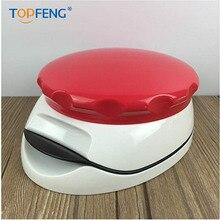 TOPFENG Kitchenware Hamburger Patties VELEKA Meater Handheld Chopping Kitchen Gadget