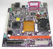 Motherboard for ID-PCI7E c7vcm2 PC2000E+1.5G 17*17 MINI ITX well tested working