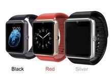 2016 intelligente Elektronik Bluetooth Smart uhr GT08 für Android IOS iphone WristWear Unterstützung Sync smart uhr smartwatches