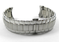 22mm T024417A New Watch Parts Male Solid Stainless steel bracelet strap Watch Bands For T024