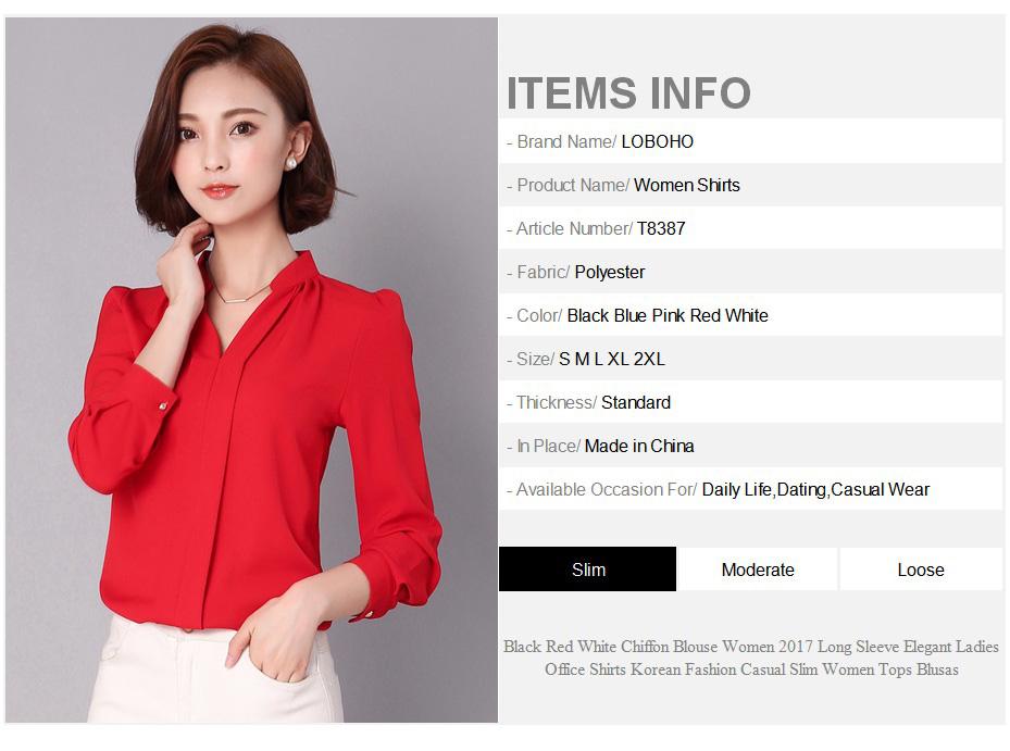 HTB105VxSFXXXXbhapXXq6xXFXXXk - Long Sleeve Elegant Ladies Office Shirts Fashion Casual Slim Women