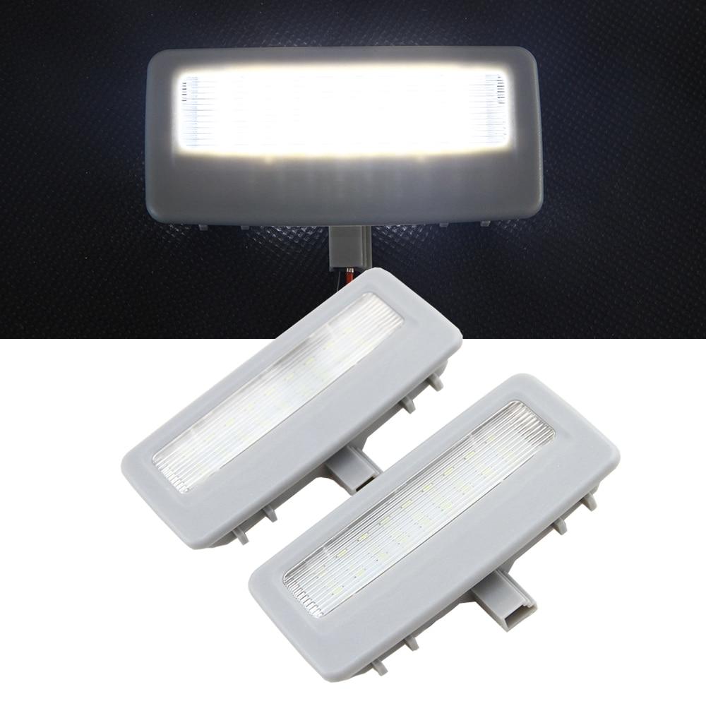 Car LED light styling 18 SMD Vanity Mirror light For BMW F07 F07N F10 F10N F11 F11N F01 F01N F02 F03 F04 Auto replacement lamp
