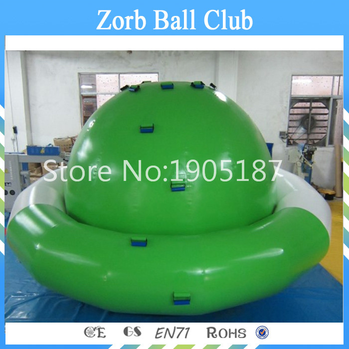 Free Shipping Floating Water Games Inflatable Water Saturn For Sea,Inflatable Water Games free shipping 3 3 1 2m water banana boat for sport games