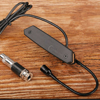 Preamp System T902 Pickup Transducer Magnetic Soundhole With Piezo Avoid Opening For 39 40 41 42
