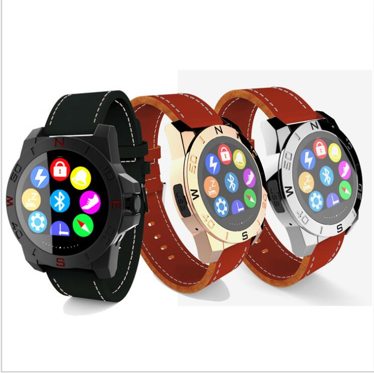 New Smart WatchWith Camera Bluetooth Watch SIM font b Smartphone b font for Android Mobile Phone