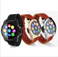 Nuova Smart WatchWith Fotocamera Scheda SIM Bluetooth Orologio Da Polso Smartwatch Per I Telefoni Android Ios Supporto Multi lingue