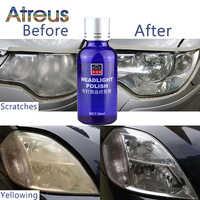 Car Renewal Repair LED Headlight Polishing Agent For Toyota Corolla Yaris  Auris Mercedes W124 Benz Accessories W205 W204 W203