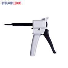 Free Shipping & drop shipping ! Hot Sale Soft Earmold Impression Manual Inject Pistol