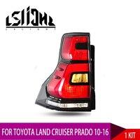 Lsсветодио дный Light светодиодный фонарь в сборе для Toyota Prado 2010 2012 2013 2014 2015 2016 габаритные огни пробки поворотники