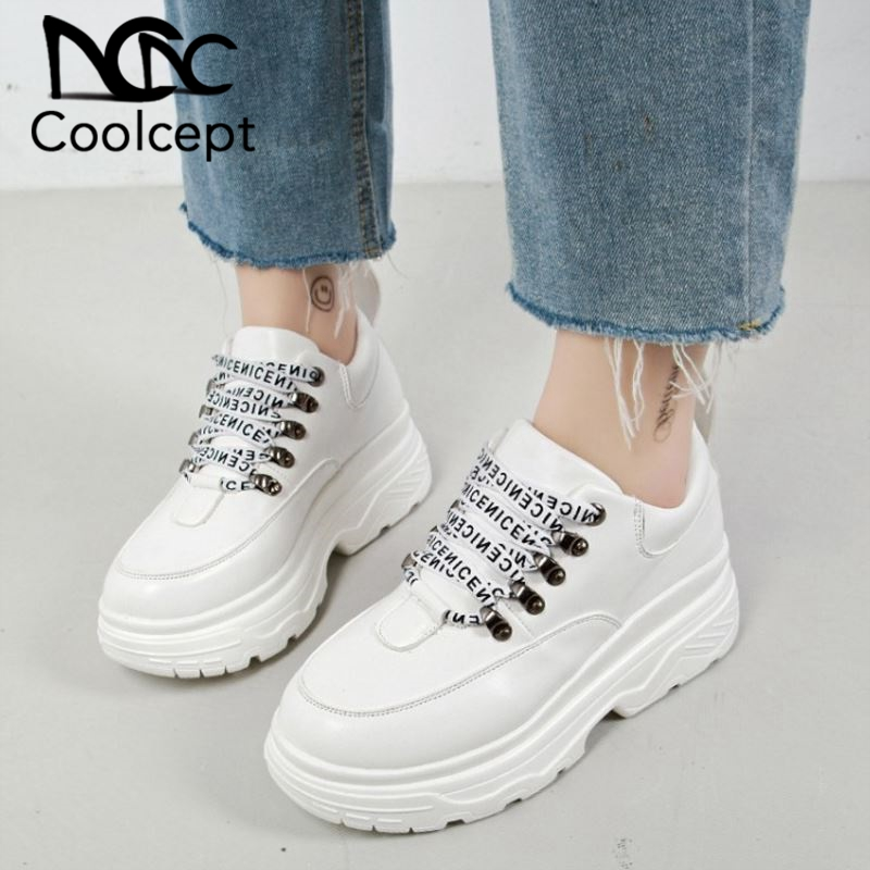 Coolcept Women Vulcanized Shoes Round To