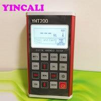 High Quality Digital Leeb Hardness Tester YHT200 Metal Shell Handheld Hardness Testing Machine Measures Range ( 170~960 ) HLD