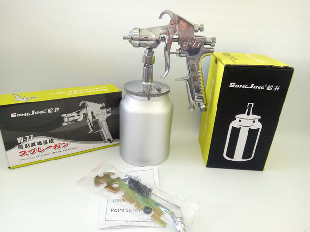 3 0mm W77 S Spray Gun Furniture Painting Car Paint Tools in Spray