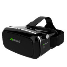"VR BOXรุ่นเสมือนมาร์ทโฟน3Dแว่นตา3.5 ""-6.0″มาร์ทโฟน+บลูทูธระยะไกลควบคุมภาพยนตร์เมจิกกล่องGoogleพายุ"