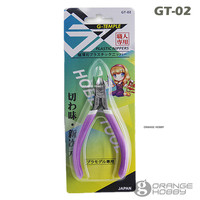 G Temple GT 02 Ultra thin blade Plastic Nippers Side Cutter for Professional Modeler Modeling Plastic Model Tool Hobby