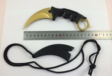 5 Options Claw Knife Hunting Tactical Knife Fixed Blade Knife Outdoors Camping EDC Rescue Tools