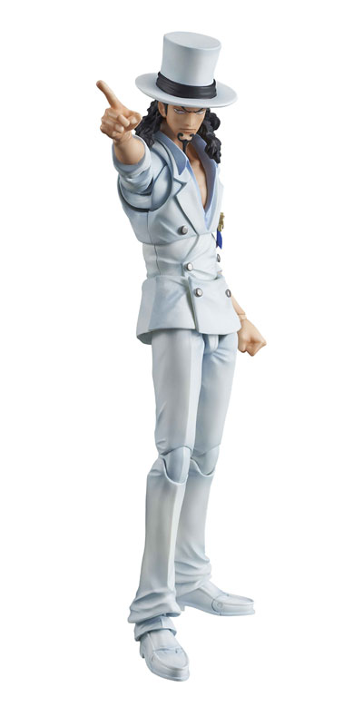 PrettyAngel - Genuine MegaHouse Variable Action Heroes ONE PIECE Rob Lucci Action Figure 2