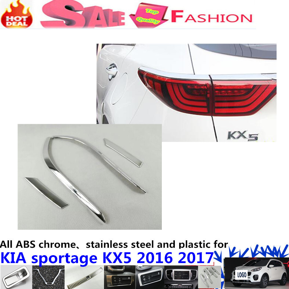 Tomefon 4pcs For Toyota Corolla 2017 Facelift Abs Chrome: Popular Sportage Parts-Buy Cheap Sportage Parts Lots From
