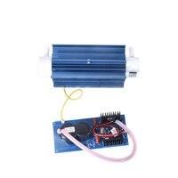 Nueva llegada BO-10QNAON 7.5 g/h, 5.2 g/h, 11.4 g/h cuarzo ajustable tubo de ozono purificador de aire generador de ozono agua aire caliente