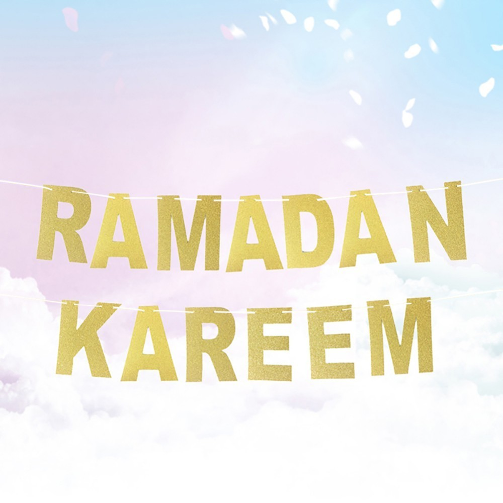 Buy eid decoration banner and get free shipping on AliExpress.com