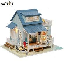 House Caribbean Miniature Dollhouse