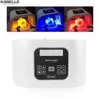 Топ 4 цвета ФДТ светодиодный свет терапия машина омоложения кожи лица затянуть удалить Acne морщин светодиодный лица Красота спа pdt терапии