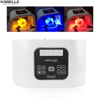 Top 4 Color PDT LED Light Therapy Machine Face Skin Rejuvenation Tighten Remove Acne Wrinkle LED Facial Beauty SPA PDT Therapy