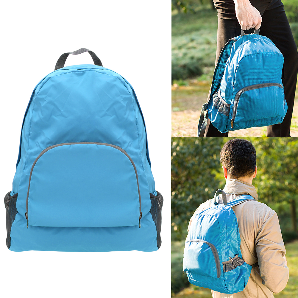 20-35L Large Capacity Lightweight Waterproof Foldable Travel Backpack Bag Daypack Men Women Sports Hiking Camping Bags
