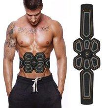 Smart Fitness Instrument To Receive Abdominal Stickers Sport