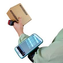 Generalscan GS R1000BT-MS 1D лазерная мини-BT сканер штрих-кода с носимых повязки GS AB2000 (без батареи) для управления запасами