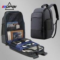 Унисекс дорожные рюкзаки для женщин мужчин's повседневное Daypacks Anti Theft бизнес дорожная сумка Большой 17 дюймов ноутбук рюкзак сумки