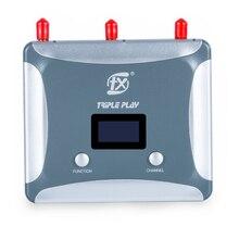 FXT FX888R FPV RX приемник 5,8G 6 полос 48CH Raceband Triversity приемник встроенный 128*64 OLED покрытие каналов для радиоуправляемого дрона