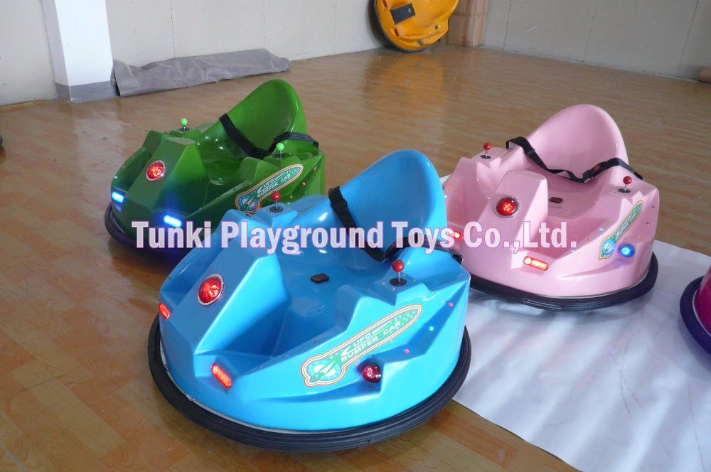 Electric Car Children Bumper Car Battery Bumper Car