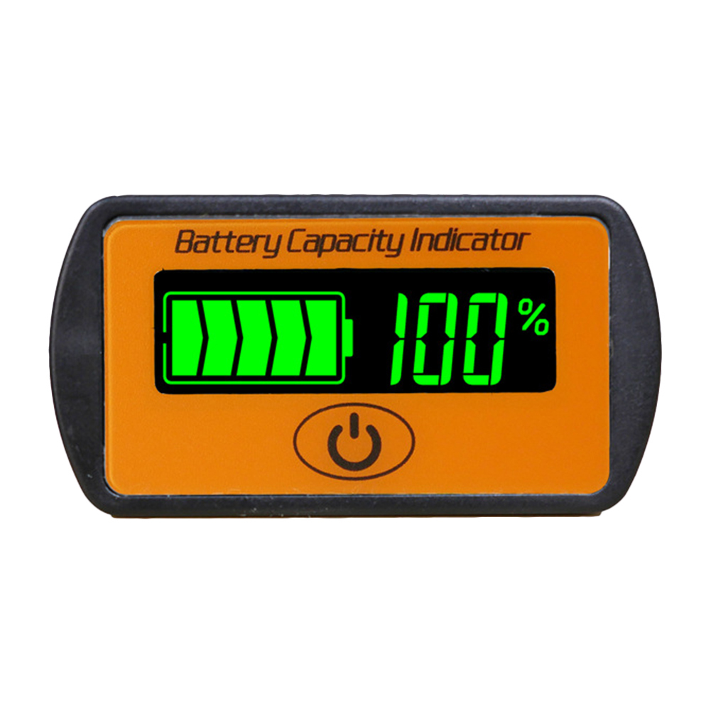 12V/24V Adjustable LCD Car Lead-Acid Lithium Battery Voltmeter Voltage Tester Touch-Type Voltage Battery Capacity Indicator LY7 discrete symmetries for the higher dimensional heat equation