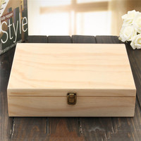 68 Slots Essential Oil Bottle Storage Box Wooden Aromatherapy Bottles Storage Organizer Jewelry Treasure Case