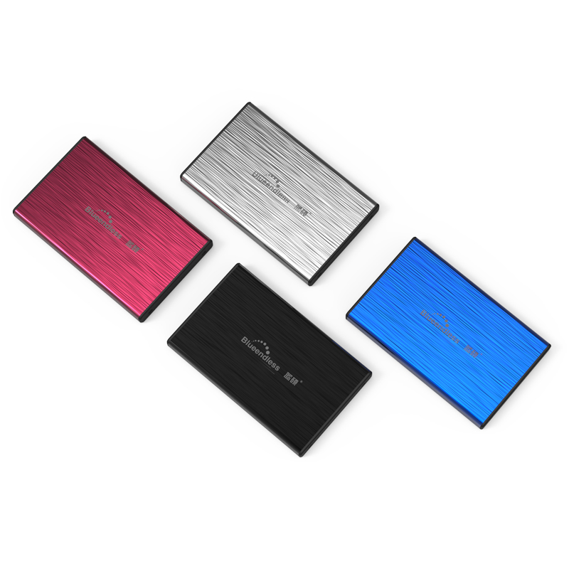 SATA I,II,III SATA USB 3.0 Metal SSD HDD Enclosure 2.5 HDD Caddy sata to USB 3.0 HDD Box  HDD Enclosure 6GBPs  Free shipping ugreen hdd enclosure sata to usb 3 0 hdd case tool free for 7 9 5mm 2 5 inch sata ssd up to 6tb hard disk box external hdd case