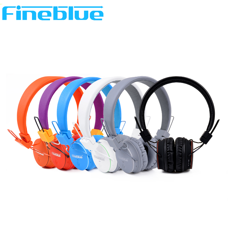 FINEBLUE FR-7S headphones bluetooth earphone gaming wired&wireless earphoneheadphone for computer hifi stereo headset with mic rock y10 stereo headphone earphone microphone stereo bass wired headset for music computer game with mic